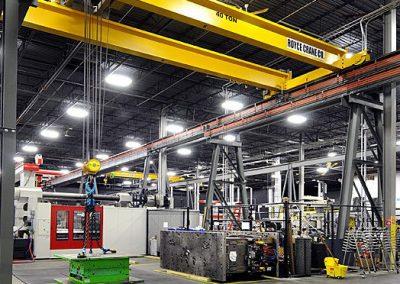 Ernie Green Industries Plastics Manufacturing Facility – Austell, GA