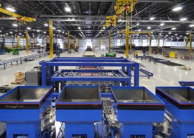 Vanguard Trailer Manufacturing Plant – Trenton, GA