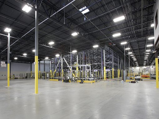 Piolax Automated Racking Facility