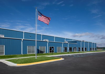 Vanguard Reefer Trailer Manufacturing-Monon, Indiana